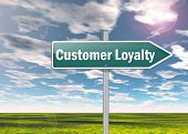 Signpost Customer Loyalty