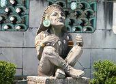 Washington Xochipilli Statue