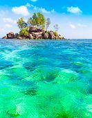 Lagoon Summer Island