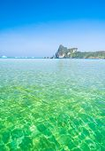 Seascape Azure Ocean Panorama