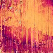 Abstract distressed grunge background. With different color patterns: purple (violet); red; orange; yellow