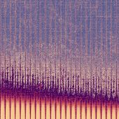 Background in grunge style. With different color patterns: blue; purple (violet); orange; yellow