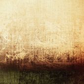 Grunge texture or background with space for text. With different color patterns: gray; green; brown; yellow