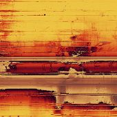 Colorful vintage texture. With different color patterns: red; orange; brown; yellow