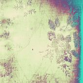 Old, grunge background texture. With different color patterns: gray; blue; green; purple (violet); yellow