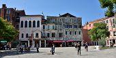 Venice. Ghetto Novo