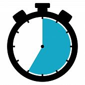 Stopwatch Icon: 35 Minutes / 35 Seconds / 7 Hours