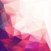 Colorful geometric background - eps10