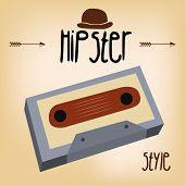 hipster labels