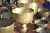 Bowl Vintage Copper For Sold