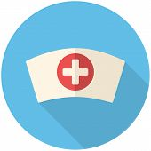 Nurse Cap Icon