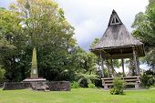 Batak monument
