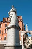Verona - Dante Monument