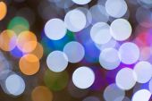 Lights Blurred Bokeh