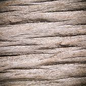 Old grungy cracked wood abstract texture