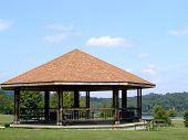 Picnic Shelter at Park