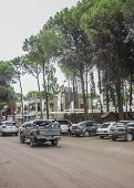 Commercial Park In Carilo Argentina