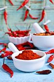 Powder Red Pepper