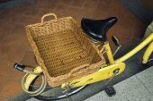 Basket On Bike