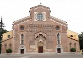 Roman Catholic Cathedral Santa Maria Maggiore Of Udine, Italy