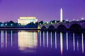 stock photo of washington skyline  - Washington - JPG