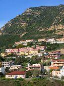 Nebida, Sardinia Closeup
