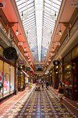 picture of arcade  - Sydney - JPG