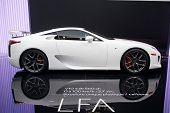 Lexus LFA V10