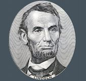 Lincoln Currency Portrait