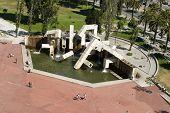Embarcadero Center Fountain