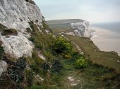 Great Britain England Dover White Cliffs Of Dover 1