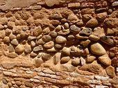Stone wall (Close-up)