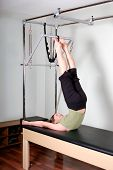 Trapez Tabelle/Cadillac Training für pilates