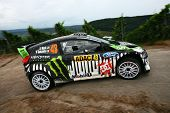 Ken Block and Alex Gelsomino