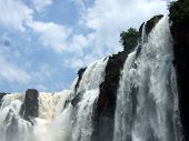 pic of u-boat  - Iguacu Falls National Park - JPG