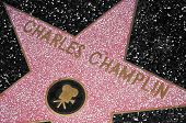 LOS ANGELES - OCTOBER 16: Charles Champlin star in Hollywood Walk of Fame on October 16, 2011 in Los