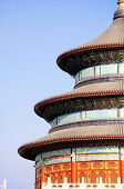 Chinese ancient building,temple of Heaven in Beijing