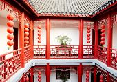 traditional chinese architecture.