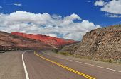 stock photo of rumi  - Road near Rumi Raya provincia Catamarca Argentina - JPG