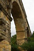 Arcos del Pont du Gard