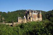 Eltz Castle, Mosel River, Germany, Europe