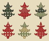 Christmas Tree  Set 1
