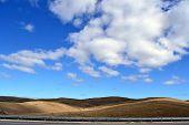 Nubes de el campo