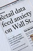 Wall Street Anxiety