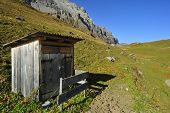 Alpine Toilet
