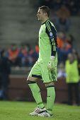 VALENCIA - NOVEMBER 20: Manuel Neuer während der UEFA-Champions-League-Spiel zwischen Valencia CF und FC B