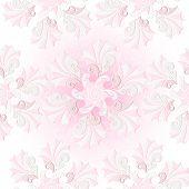 Centle Pink Seamless Pattern