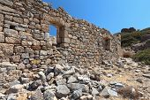 Ancient Itanos at Crete island, Greece