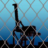 Crane Wire Fence