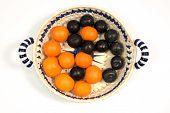Fruits, Vitamins, Balance, Yin & Yan